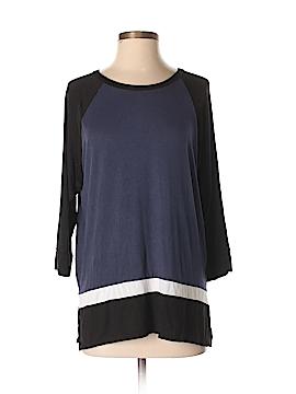 DKNY 3/4 Sleeve Top Size M
