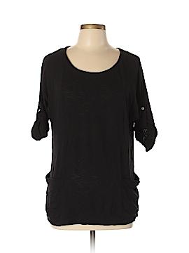 Eri + Ali 3/4 Sleeve T-Shirt Size XXS