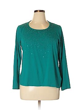 Coldwater Creek Long Sleeve T-Shirt Size XL