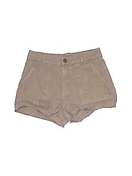 Zara Khaki Shorts Size S