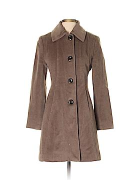 Jones New York Wool Coat Size 2 (Petite)