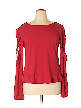 Cupio Long Sleeve Top Size XL