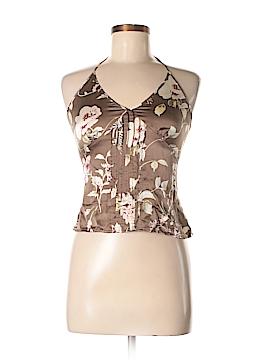 Kenzie Sleeveless Silk Top Size S