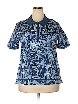Liz Claiborne Golf Short Sleeve Polo Size 1X (Plus)
