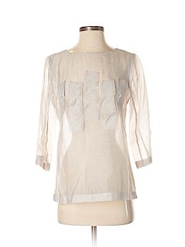 Nic + Zoe 3/4 Sleeve Blouse Size XS