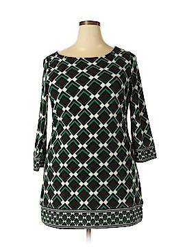 White House Black Market Casual Dress Size XL