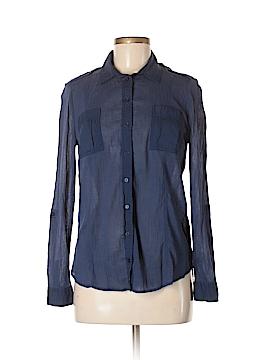 Edme & Esyllte Long Sleeve Button-Down Shirt Size 2