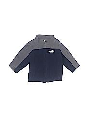 Puma Boys Fleece Jacket Size 3-6 mo