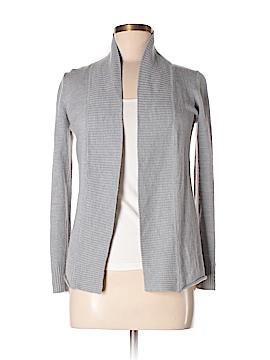 White + Warren Wool Cardigan Size S