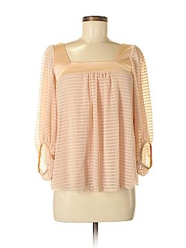 Meadow Rue 3/4 Sleeve Blouse Size XS