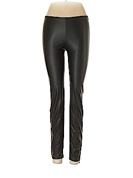 Vanilla Bay Faux Leather Pants Size M