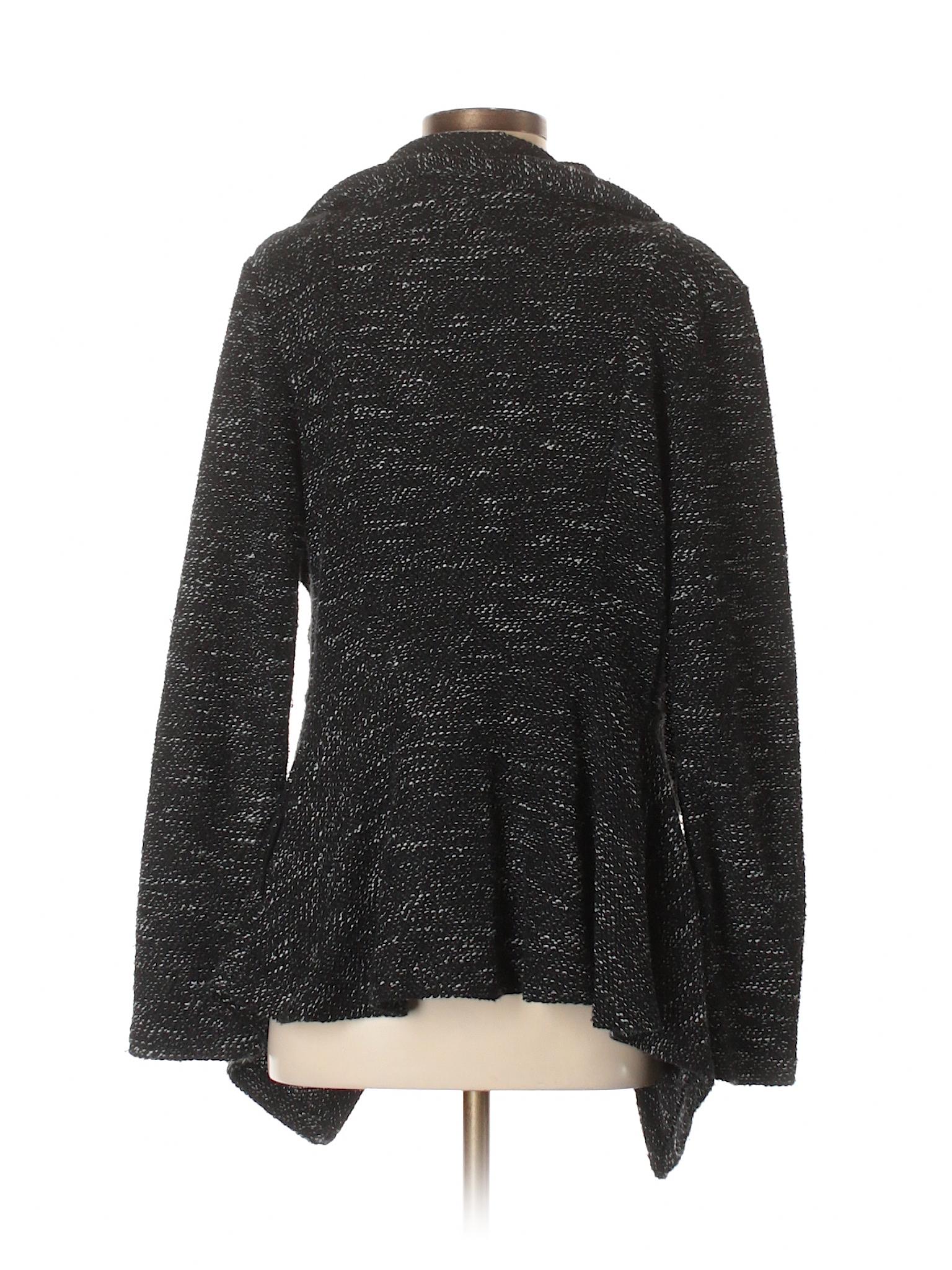 Noir Cardigan Blanc BNCI by Boutique winter q4IPBBwx