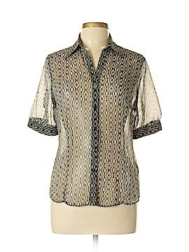 H&M Short Sleeve Blouse Size 12