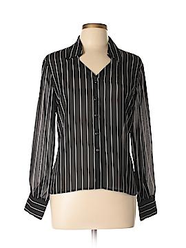 Newport News Long Sleeve Blouse Size 10