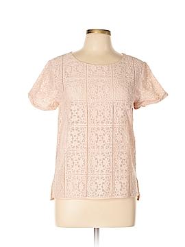 Ann Taylor Short Sleeve Top Size M