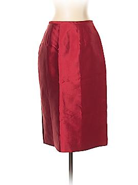 Adrianna Papell Silk Skirt Size 4