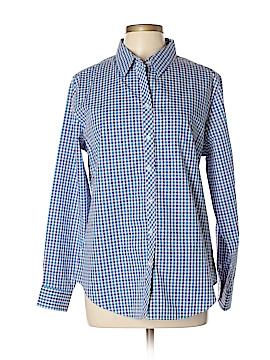 Port Authority Long Sleeve Button-Down Shirt Size L