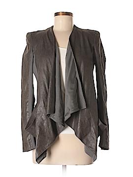 Donna Karan New York Leather Jacket Size 4