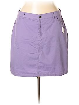 Croft & Barrow Casual Skirt Size 18 (Plus)