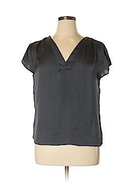 H&M Short Sleeve Blouse Size 14