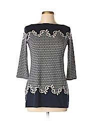 Max Studio Women 3/4 Sleeve Top Size S