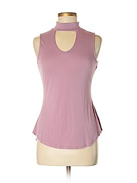 Ultra Pink Sleeveless Top Size M