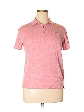 Armani Exchange Short Sleeve Polo Size L