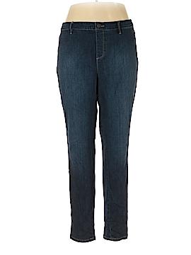 Liz Claiborne Jeggings Size 1X (Plus)
