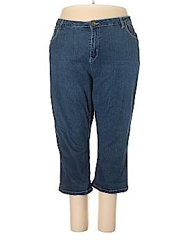 Ashley Stewart Jeans Size 24 (Plus)
