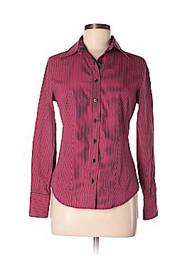 Wonder Long Sleeve Button-Down Shirt Size 4