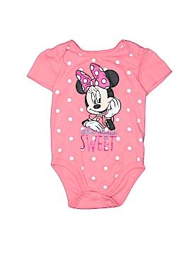 Disney Short Sleeve Onesie Size 24 mo