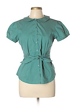 Ben Sherman Short Sleeve Button-Down Shirt Size L