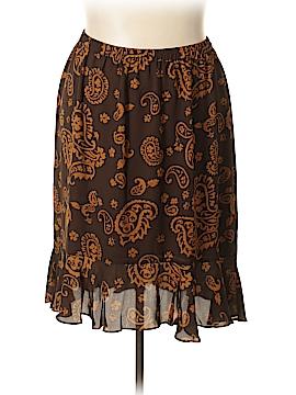 Linea Casual Skirt Size 1X (Plus)