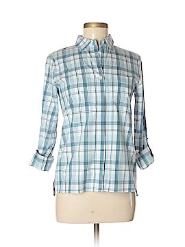Tyler Boe Long Sleeve Button-Down Shirt Size XS