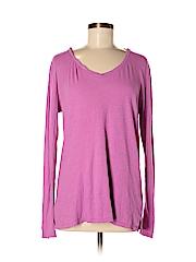 Cynthia Rowley for T.J. Maxx Women Long Sleeve T-Shirt Size M