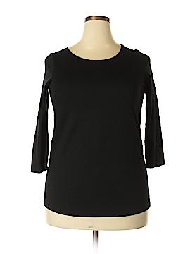 Talbots 3/4 Sleeve Blouse Size 0X (Plus)