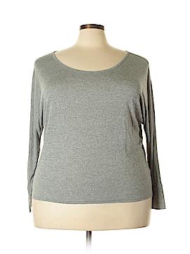 Zella Long Sleeve Blouse Size XL