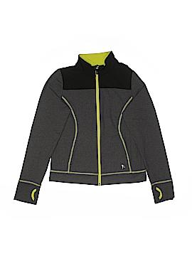 Danskin Now Track Jacket Size 10 - 12
