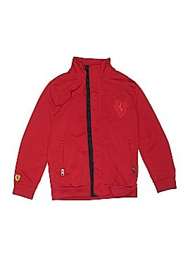 Puma Track Jacket Size S (Youth)