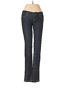 Blue Asphalt Jeans Size 0
