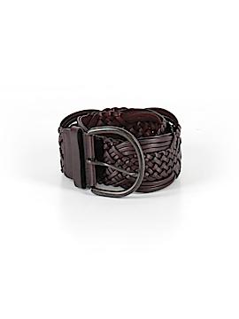 Target Leather Belt Size M