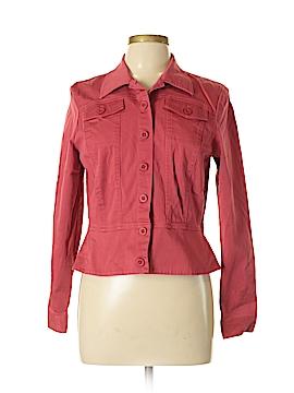 Rafaella Denim Jacket Size 12 (Petite)