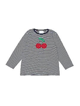 Little English Long Sleeve T-Shirt Size 8