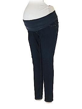 Indigo Blue Jeans Size L (Maternity)