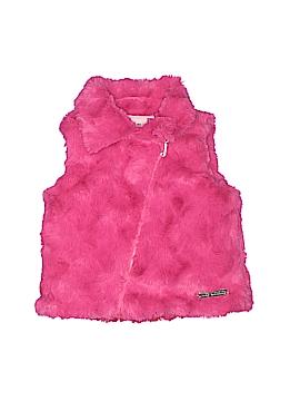 Juicy Couture Faux Fur Vest Size 18 mo