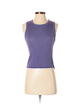 Petite Sophisticate Sweater Vest Size S