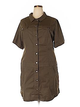 City Chic Casual Dress Size 24 (Plus)