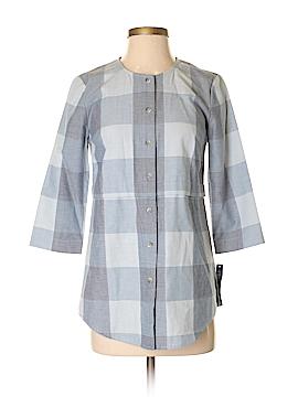 Pendleton 3/4 Sleeve Button-Down Shirt Size XS
