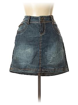 Torrid Denim Skirt Size 12 (Plus)