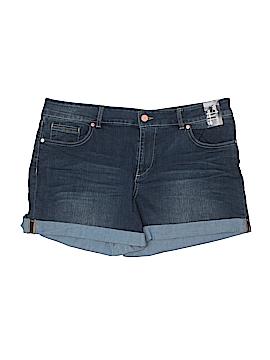 New York & Company Denim Shorts Size 16